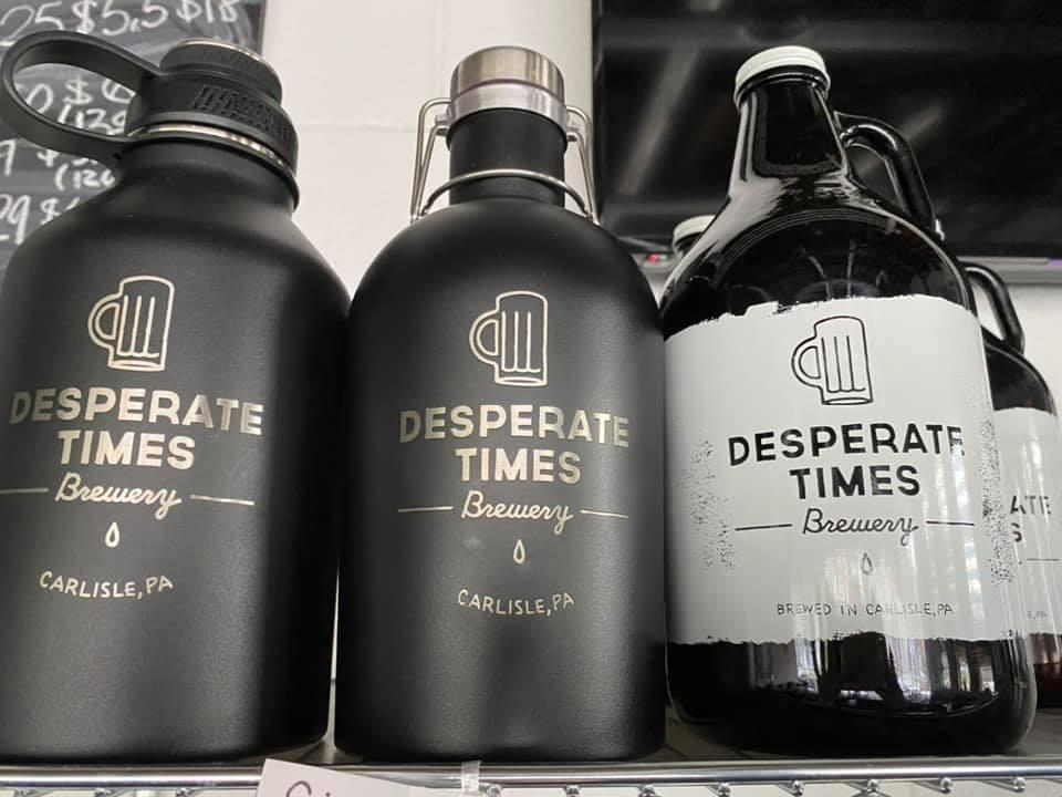 Desperate Times Brewery